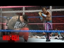 WWE Mania Hell in a Cell 2017 New Day c vs The Usos SD Live Tag Team Championship Hell in a Cell Match
