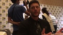 Supernatural's Jensen Ackles Interview at San Diego Comic Con