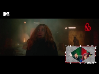 Глюк'oZa (Глюкоза) «Таю»: анализ в программе «12 злобных зрителей» (MTV Россия, 15.12.2017)