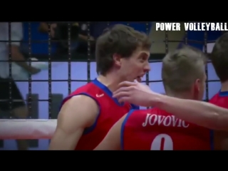 Top 20 monster volleyball spikes. back set spikes (hd)