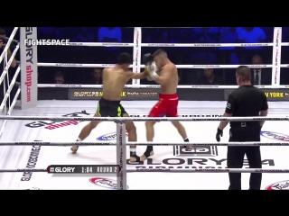 Glory 54: Эдриэн Максим — Ченглонг Жанг | Adrian Maxim vs. Chenglong Zhang
