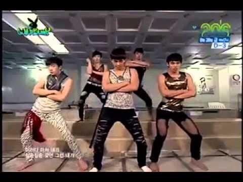 2PM 2AM Dirty Eyed Girls Abracadabra MV