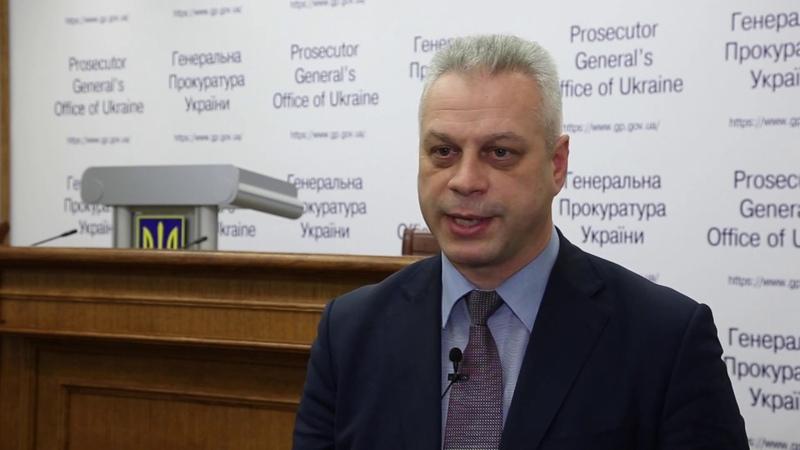 Речник ГПУ Андрій Лисенко відзначив роботу журналістів програми розслідувань Стоп Корупції