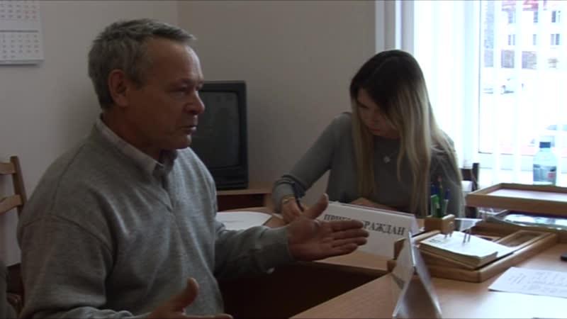 Прием граждан провел депутат Госсобрания - Курултая РБ Олег Калинин