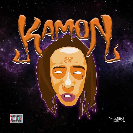 KAMON!!! альбом G-Shock