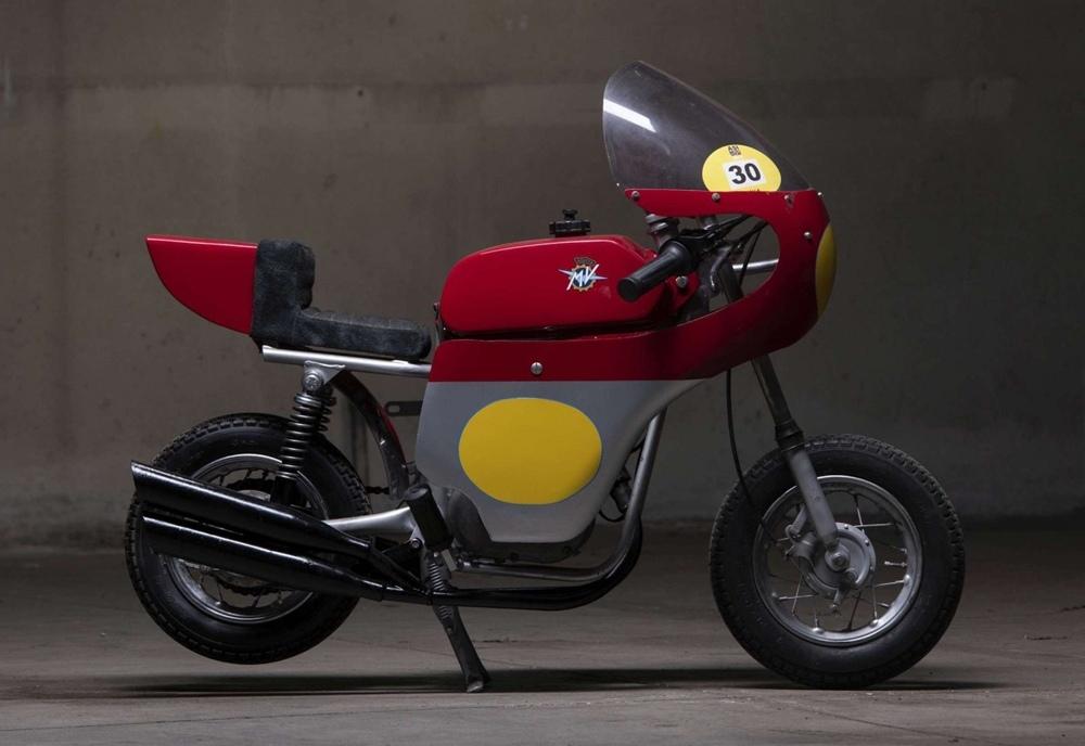 Минибайк MV Agusta Racing