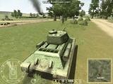 Черный Обелиск две песни. Освобождение села. Т-34 против Тигра.