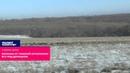 Воронки от тяжелой артиллерии ВСУ под Донецком