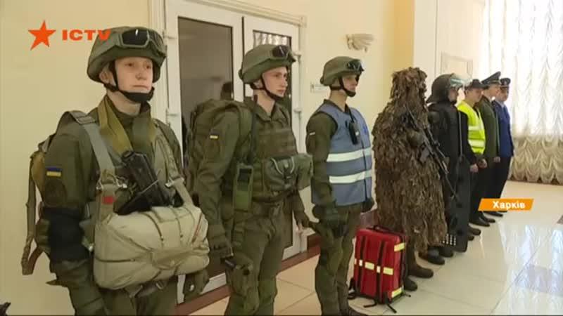 Академия Национальной гвардии Украины как готовят будущих воинов