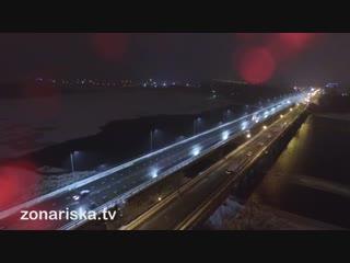 Движение по Петровскому мосту открыто