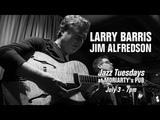 Jazz Tuesdays with Larry Barris, Jim Alfredson, Jeff Shoup (7318)