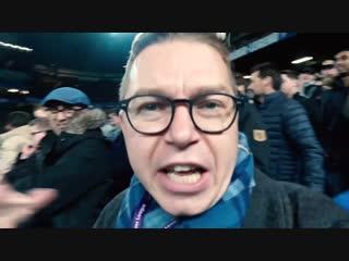 Репортаж с матча «Челси» – «Сити»