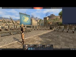 Total War: ARENA ТОП полководцы . #totalwar #arena #moba #games #gamesreview #apxmar