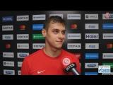 Александр Самонов: «Хорошая, добротная игра!»