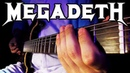 TOP 10 MEGADETH RIFFS