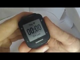 Forerunner 35. Круги и GPS