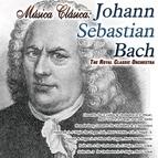 Johann Sebastian Bach альбом Música Clásica - Johann Sebastian Bach