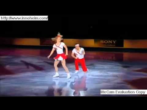 Kirsten Moore-Towers Dylan Moscovitch BMO Canadian Figure Skating Championship Gala 2011