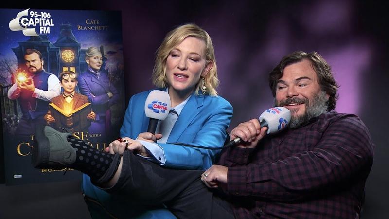 Jack Black Cate Blanchett Roast Sonny Jay