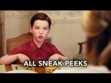 Young Sheldon 1x18 All Sneak Peeks