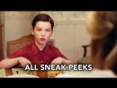 Young Sheldon 1x18 All Sneak Peeks A Mother a Child and a Blue Man's Backside HD