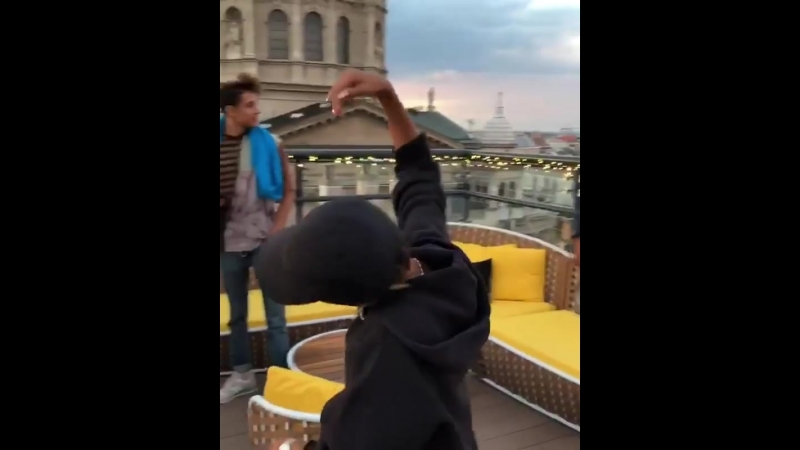 Will Smith Shares Hilarious Video of Wife Jada Dancing