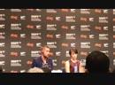 Rueda de prensa First Man con @RyanGosling y Claire Foy @sansebastianfes