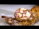МЯСНАЯ ЗАКУСКА НА ПРАЗДНИЧНЫЙ СТОЛ вкусный простой рецепт блюда из курицы