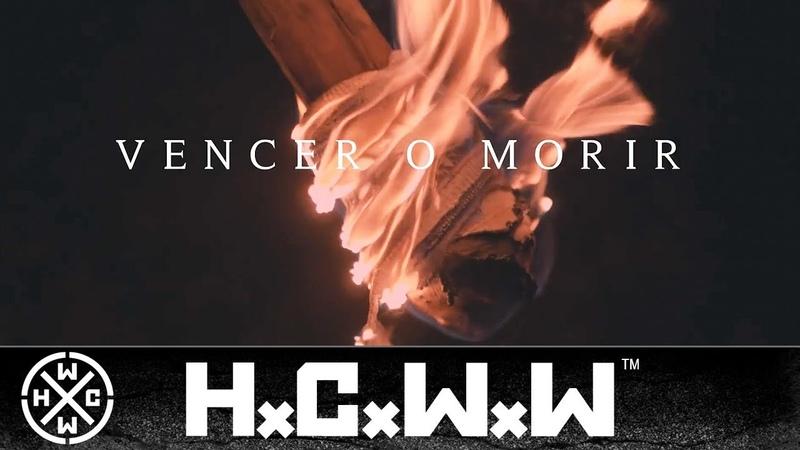 N.O.F.E - VENCER O MORIR - HARDCORE WORLDWIDE (OFFICIAL HD VERSION HCWW)