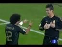 El baile de Cristiano Ronaldo