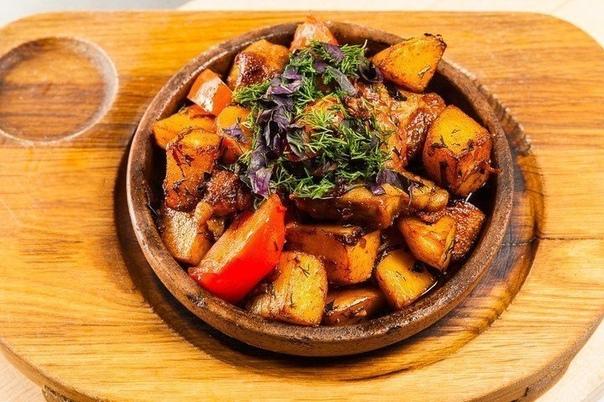 Оджахури – очень вкусное и сытное грузинское блюдо