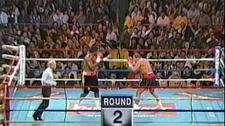 Lennox Lewis vs. Tommy Morrison