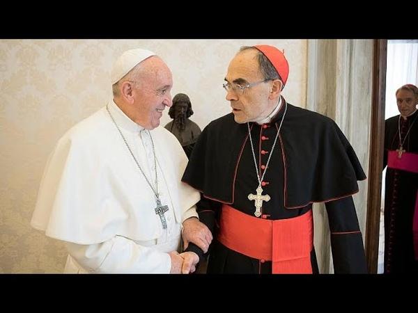 Папа Римский не принял отставку архиепископа Барбарена…