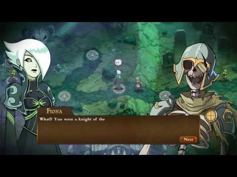 [SELFstreams] Сэлф стримит: проходим кампанию в Might Magic: Clash of Heroes (09.12.18, часть 2)