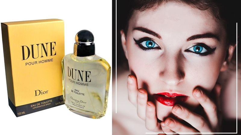 Christian Dior Dune Pour Homme / Кристиан Диор Дюна для мужчин - обзоры и отзывы о духах