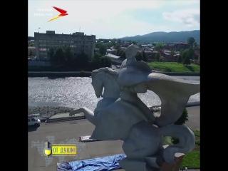 От души. С Днём города Владикавказа и Днём Республики Северная Осетия - Алания