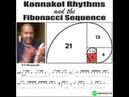 Fibonacci Konnakol