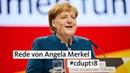 Cdupt18: Rede von Angela Merkel