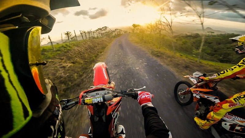 GoPro Panama Moto Adventure With The New HERO4 Session