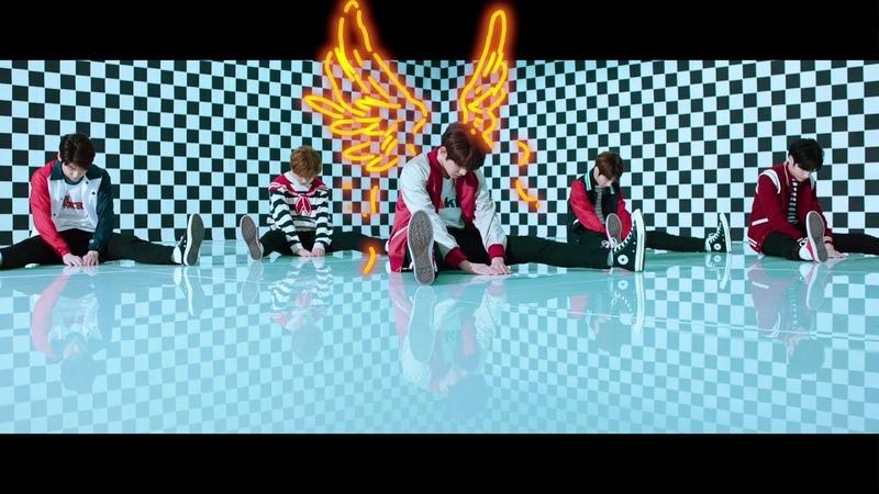 TXT (투모로우바이투게더) 어느날 머리에서 뿔이 자랐다 (CROWN) Official MV (Choreography Version)