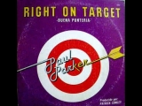 Paul Parker - Right On Target (1982)