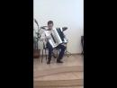 Лёша окончание 7 класса музыкалки 24 мая 2018
