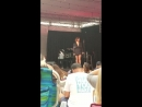 Выступление с песней «God Bless The Child» в парке Марина-Дель-Рей   09.08.18