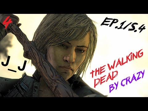 ОХОТА И РЫБАЛКА   THE WALKING DEAD: THE FINAL SEASON   EP.1/S.4   ЧАСТЬ_4   J__J