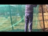 """VLOG 22 """"Забор из фасадной сетки 35 г⁄м2"""""""