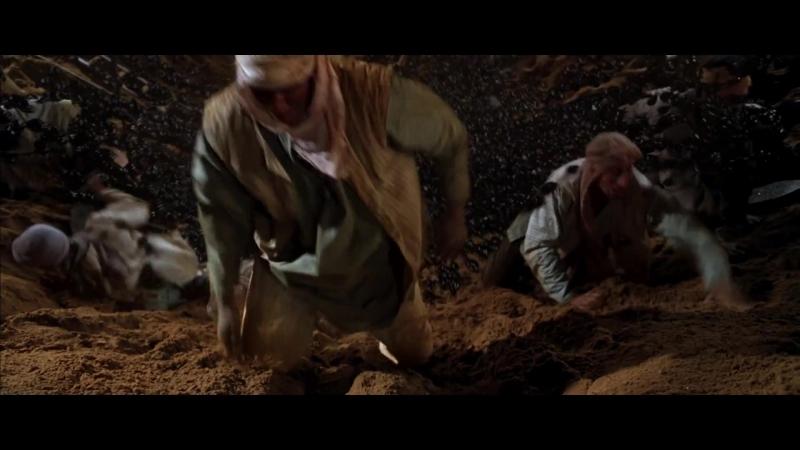 Раскопки мумии Имхотепа Мумия возвращается