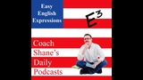 30 Daily Easy English Expression PODCAST - knock on wood