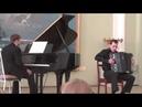 В. Золотарёв, Концерт №1 для баяна с оркестром. Юрий Кононов (баян), Михаил Бесперстов (фортепиано)