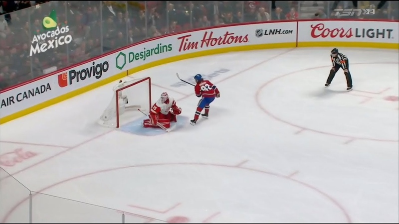 Монреаль - Детройт | Red Wings vs Canadiens. Oct 15, 2018