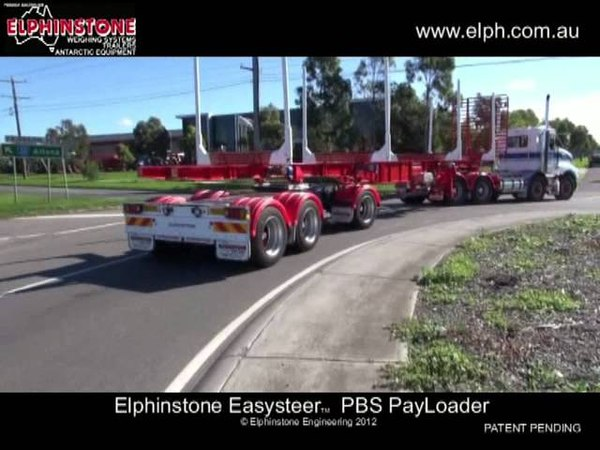 Elphinstone Easysteer PBS Payloader